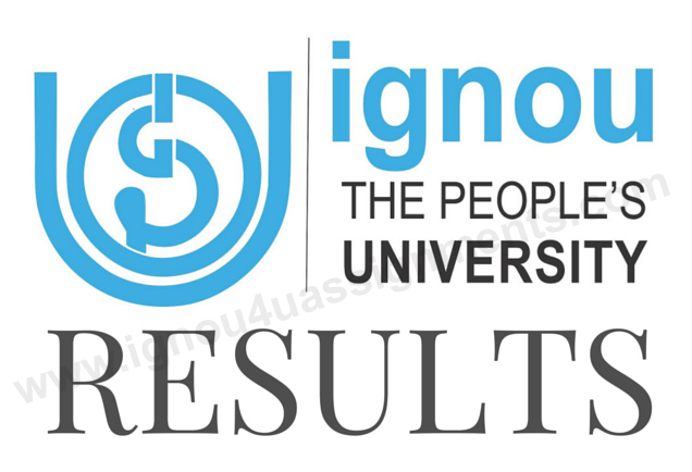 Ignou Results check