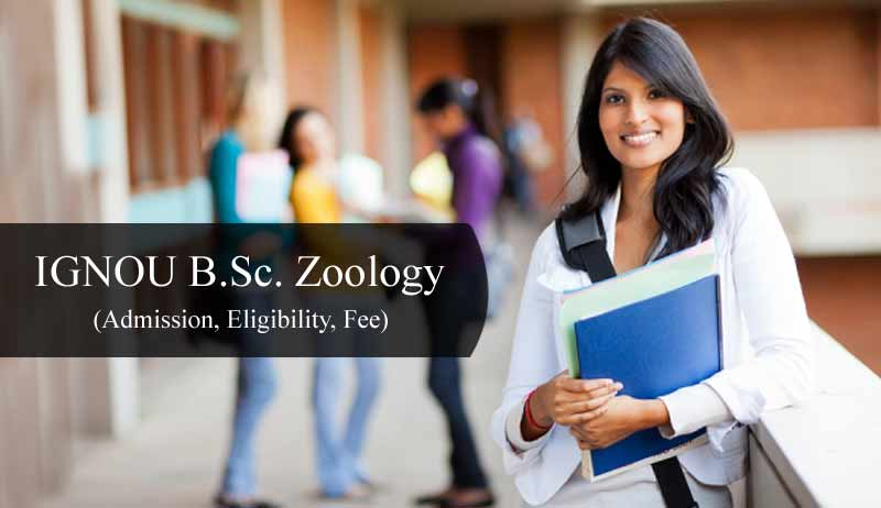 Ignou BSC Zoology Admission