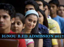 Ignou Bed Admission